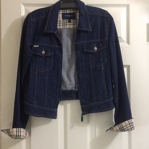 Denim jacket authentic